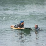 Learning to Paddle