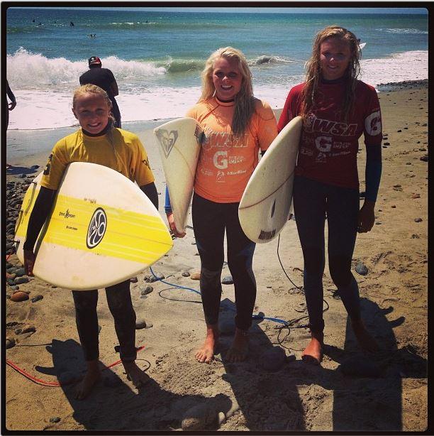 Girls Winners
